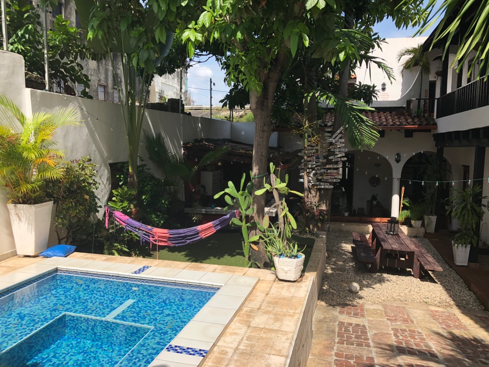 Ashley Amor's photo of Island Backpacker's Life Hostel in Santo Domingo, Dominican Republic
